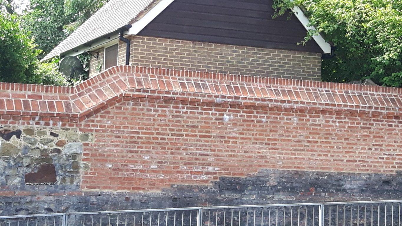 Restoration Renovation Buildings walls