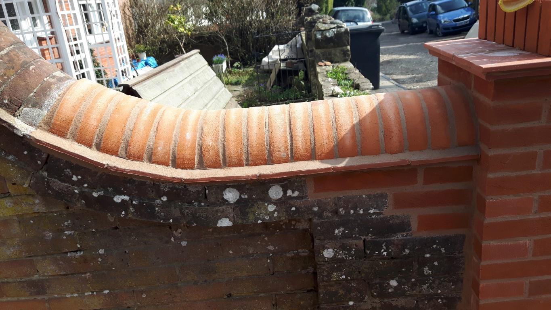Brickwork Walls Building Repairs Refurbisment Leith Construction Dorking Horsham Surrey West Sussex